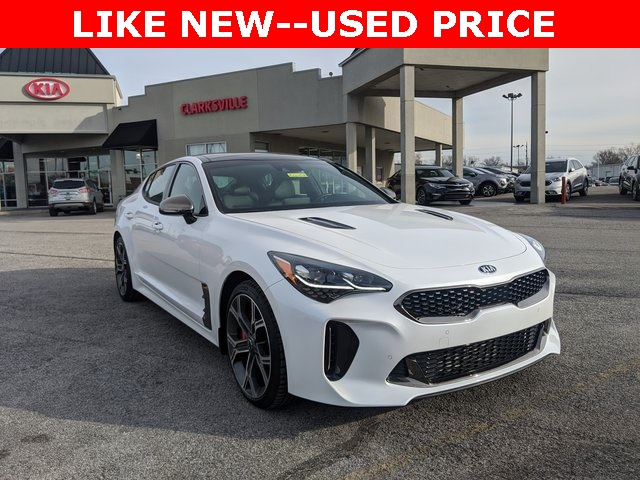 Certified Pre-Owned 2019 Kia Stinger GT1