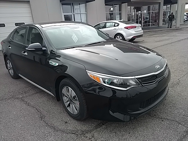 new 2018 kia optima hybrid premium 4d sedan in louisville c8563 kia store east. Black Bedroom Furniture Sets. Home Design Ideas