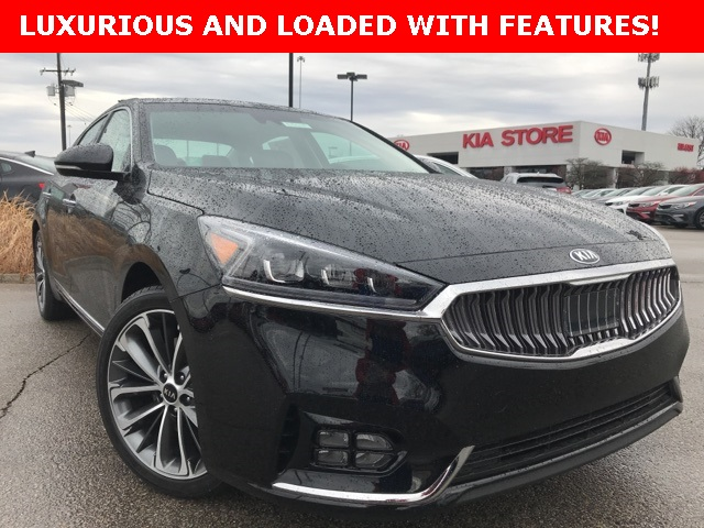 New 2019 Kia Cadenza Technology