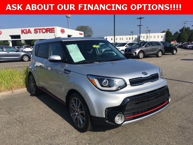 Pre-Owned 2019 Kia Soul Exclaim