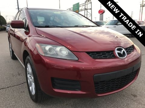 Pre-Owned 2007 Mazda CX-7 Touring Front Wheel Drive 4D Sport Utility