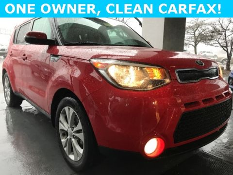 Pre-Owned 2016 Kia Soul Exclaim