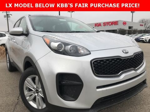 New Kia Sportage In Louisville Kia Store East